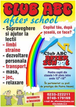 Club ABC after school