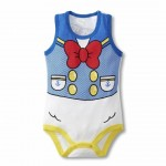 Baby-rompers-bodysuits-donald-duck-jumpsuits-tuxedo-gowns-body-suit-cotton-boy-shortalls-tops-costumes-shirts